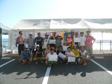 第2回 日置地区大会 優勝!日置市~~!
