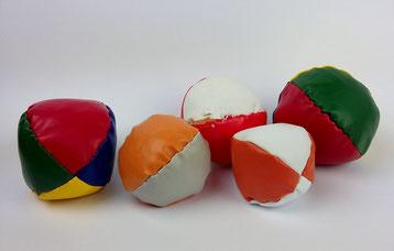 Günstige Jonglierbälle: Achte auf die Qualität