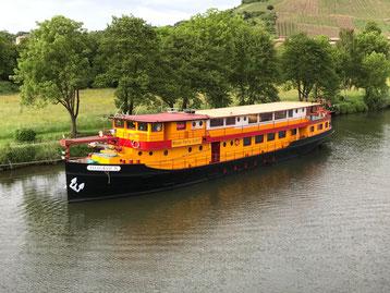 "Ex-Postschiff  ""Telegraaf IV."""