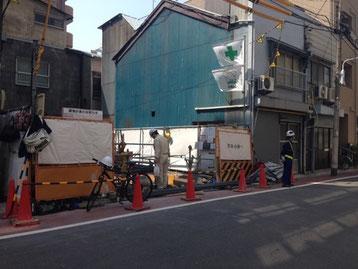 進捗状況☆東上野プロジェクト(produced by FROM)