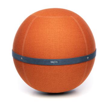 Siège Ballon Bloon Orange ERGOaccessoires.com