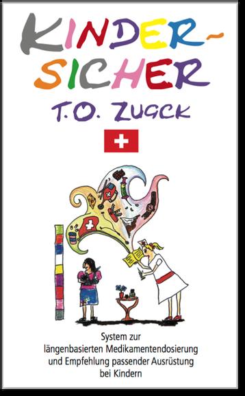 Die Schweizer Version des KINDERSICHER-Infoflips kann bestellt weren unter www.kindersicher.ch