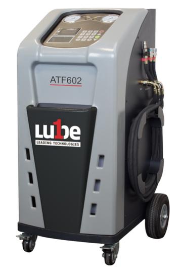 Lube1 ATF602 Service Concept - Lube1