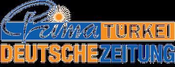 Prima deutsche Türkei Zeitung Logo