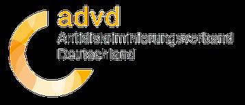 advd Antidiskrimininierungsverband Deutschland Logo