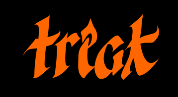 treck or treat?
