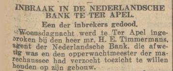 Nieuwsblad van het Noorden 14-05-1926