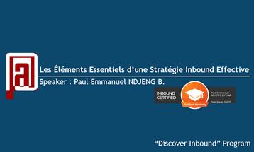 Les éléments essentiels d'une stratégie inbound effective, @PEN, le stylo numérique, Paul Emmanuel NDJENG