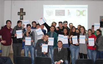 Istituto Fratelli Maristi - Consegna diplomi Ei-pass