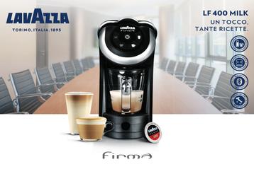 Lavazza Firma LF400 Milk - Promozione