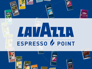 Tutte le cialde originali Lavazza Espresso Point