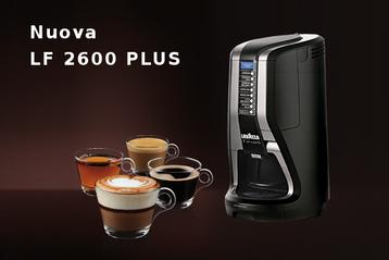 Nuova macchina del caffè Lavazza Firma LF 2600 PLUS. Un bar nel tuo ufficio!