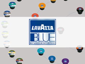 Tutte le cialde originali Lavazza BLUE