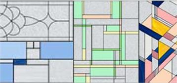 幾何学・パターンのデザイン