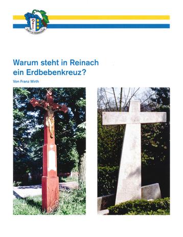 Titelblatt der neuen Broschüre von Dr. Franz Wirth