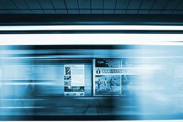 "Foto: ""U-Bahn Station"" - Bildquelle: Free-Photos von Pixabay   perfect sense media consulting, Hamburg"