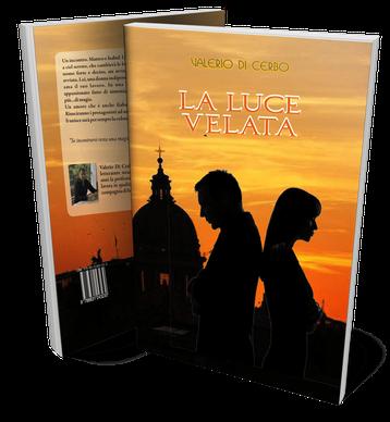 La luce velata, un romanzo di Valerio Di Cerbo