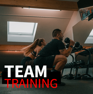 Fit werden mit Team Training mit Personal Trainer Volkan Avci in Miesbach