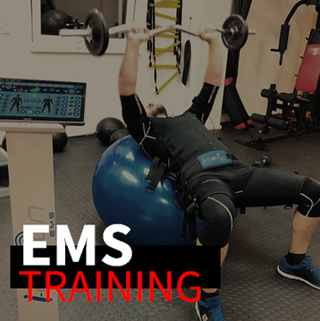 Fit werden mit EMS Training mit Personal Trainer Volkan Avci in Miesbach