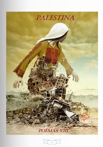 Antología de poemas por Palestina