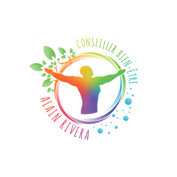 logo alain rivera bien-être