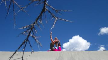Kapotasana Sunny Samadhi Sunny Sky Yogalehrer Berlin Kreuzberg