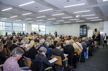 Pressekonferenz © rheinmainbild.de/Friedhelm Herr