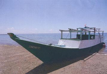 Il peschereccio acquistato