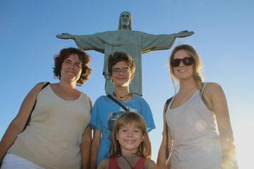 Le Corcovado veille sur nous !