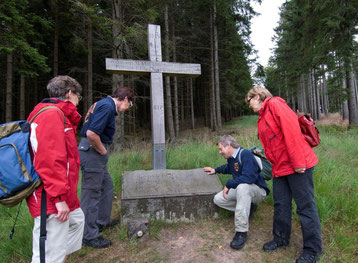 Am Försterkreuz © Touristikzentrale Paderborner Land e.V.
