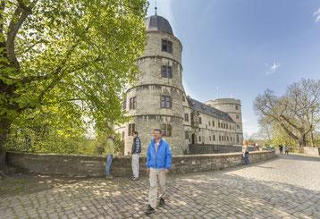 An der Wewelsburg © Stadt Büren