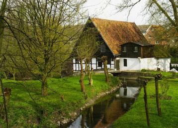 Wassermühle Enger-Belke-Steinbeck © Gerhard Rolf, Teutoburger Wald Tourismus