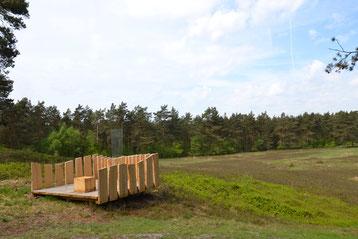 Aussichtsplattform am DünenPfad © Kreis Lippe