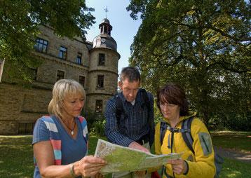 Schloss Hamborn © Reinhard Rohlf, Tourist Information Paderborn