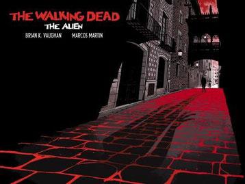 The Walking Dead Especial The Alien Español de España Castellano