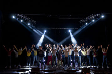 Stage Teens Finale
