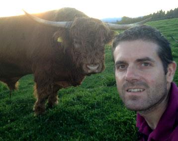 Selfie mit EHC Bary