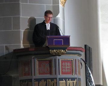 CVJM-Generalsekretär Pfarrer Hansjörg Kopp