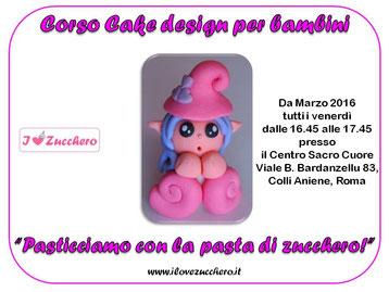 Corsi Di Cake Design Per Bambini Roma : corsi cake design roma - Ilovezucchero sito dedicato alla ...