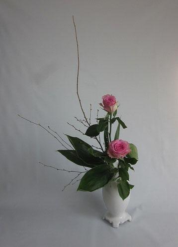 2014.1.20 瓶花          by Kumiさん