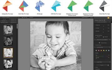 Google Nik Collection photo effect suite
