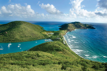 Gorda Peak, British Virgin Islands, Karibik, Karibische Inseln