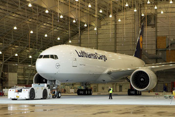 Lufthansa Cargo will soon add two brand new Triple Seven freighters to its fleet, making it seven of this Boeing variant in total