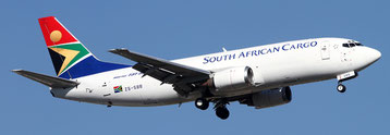 SAA's three Boeing 737-300 freighters need technical update, says regulator