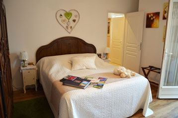 Maison Bidaletenia - Chambre d'hôtes au Pays Basque - Chambre Grazia