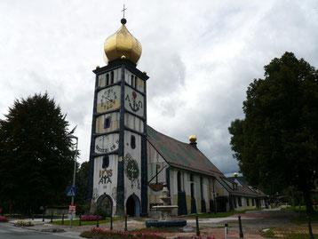 バーバラ教会