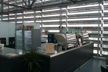 Mobile Kaffeebar Espressobar Cafebar Cafe Mobil Cafe Loco Hannover Messe