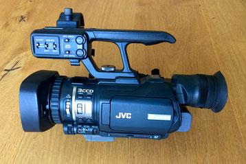 Kamera-Spende für eine gute Sache