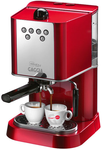 "Gaggia ""Baby"" Dose Pump driven"