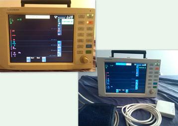 Lohmeier M211 Monitor für Medizin und Praxis